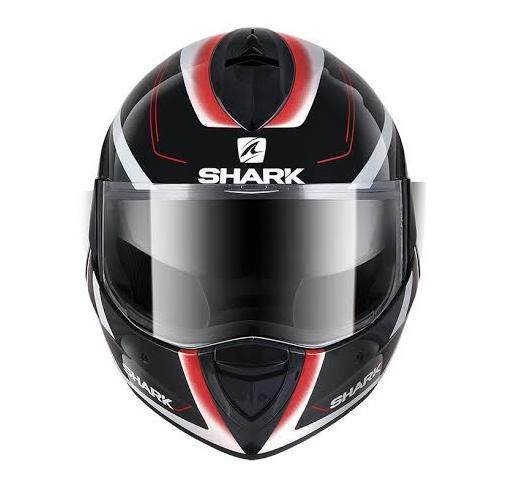 Capacete Shark Evoline S3 Corvus KWR Promoção