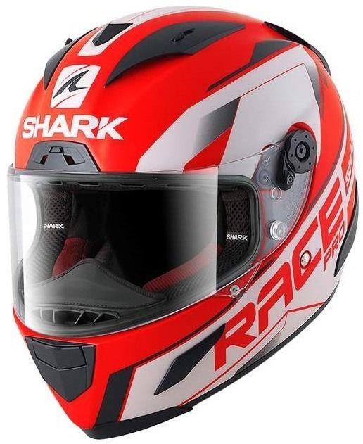 Capacete Shark Race R Pro  Sauer Matt RKW