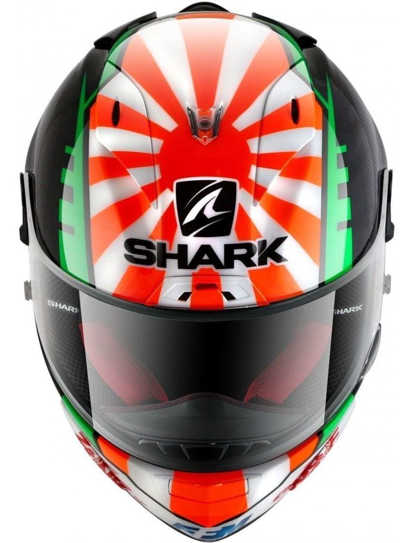 Capacete Shark Race R Pro  Zarco GP 2017 KRG