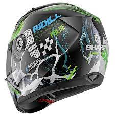 Capacete Shark Ridill Drift-R KGB