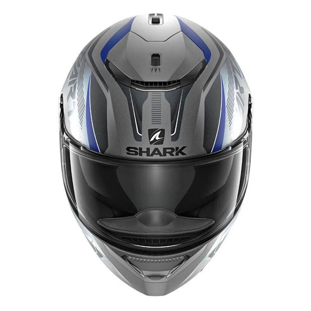 Capacete Shark Spartan Karken Mat ABK Promoção