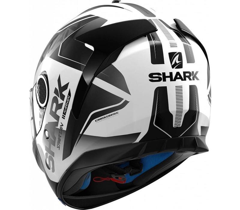 Capacete Shark Spartan Karken WKK Promoção