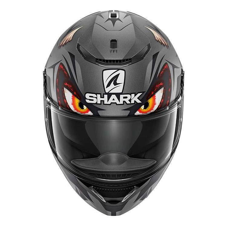 Capacete Shark Spartan Lorenzo Aistrian GP Matt AKA Promoção