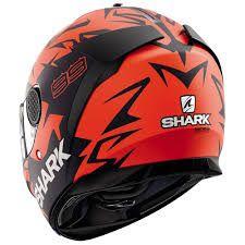 Capacete Shark Spartan Lorenzo Aistrian GP Matt RKR Promoção