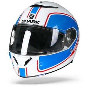 Capacete Shark Spartan Priona Glossy WBR