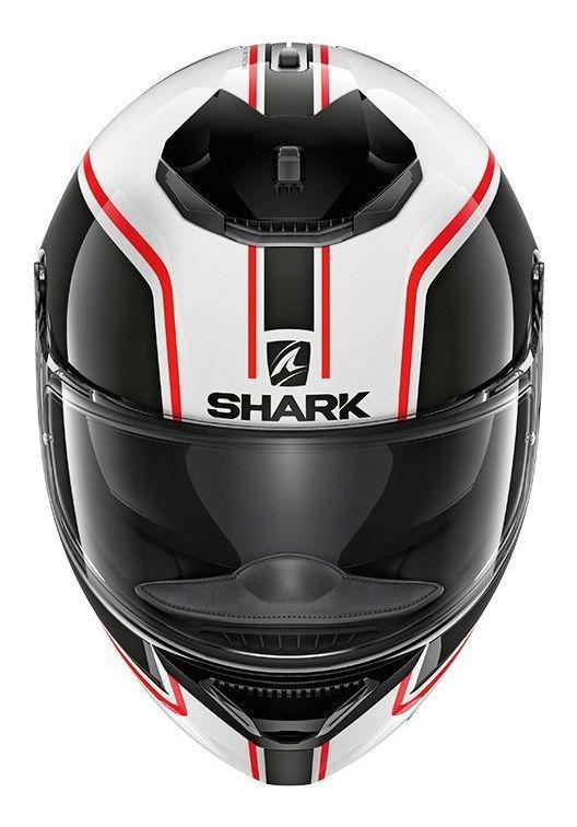 Capacete Shark Spartan Priona Glossy WKR Promoção