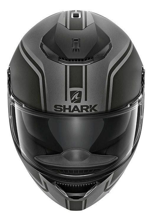 Capacete Shark Spartan Priona Mat AKA