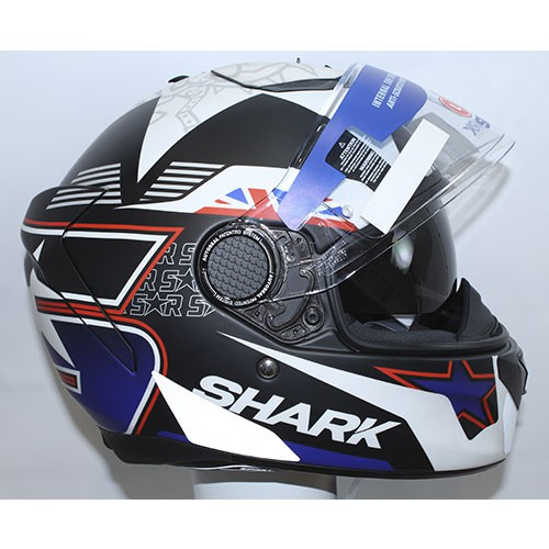 Capacete Shark Spartan Scott Redding