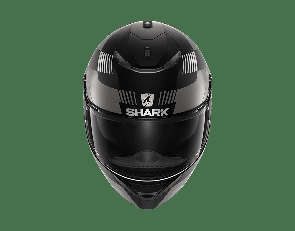 Capacete Shark Spartan Strad Mat KAS Cinza