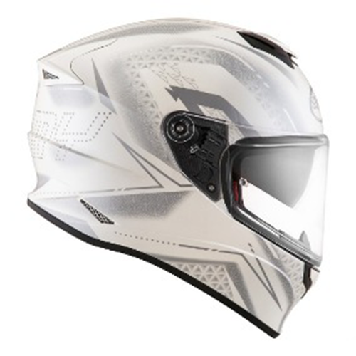 Capacete Suomy Stellar Shade White/Grey