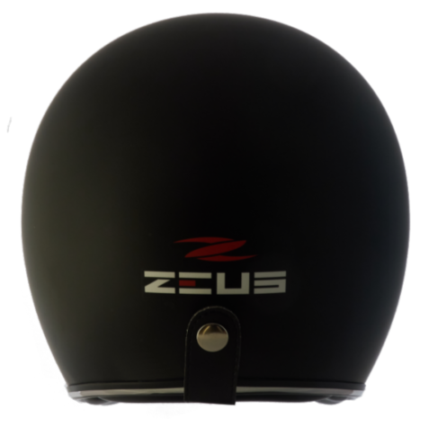 Capacete Zeus 380H V2 Matt Black