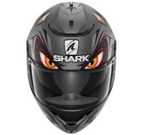 Capacete Shark Spartan Lorenzo Aistrian GP Matt AKA