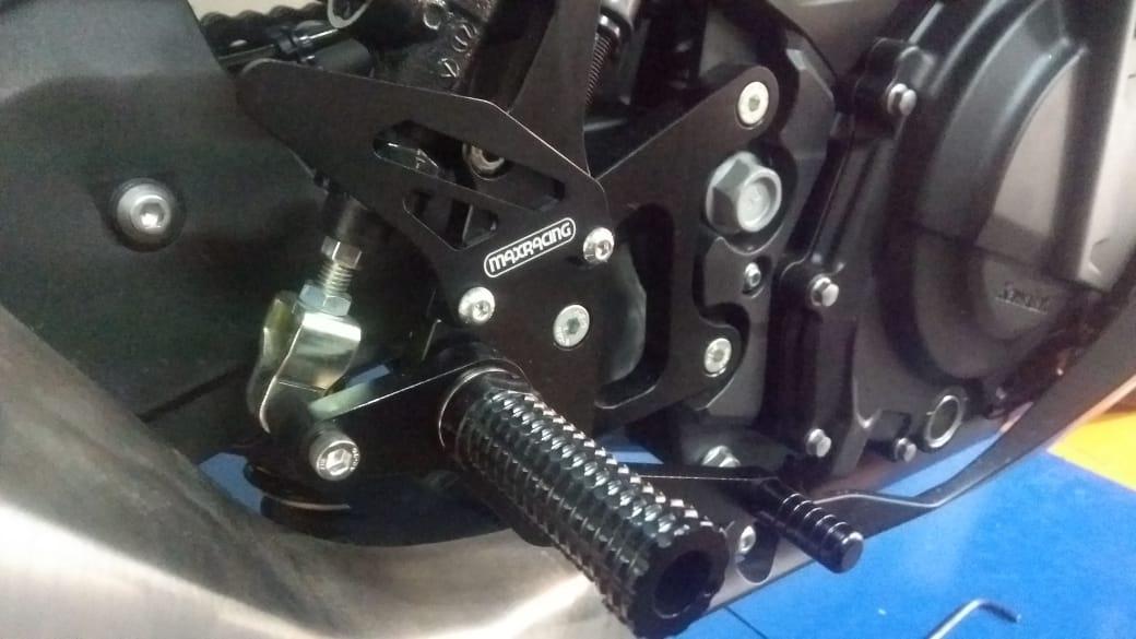 Pedaleira Esportiva Yamaha MT 03