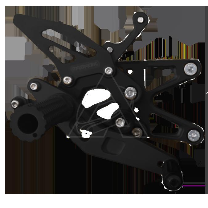 Pedaleira Esportiva Yamaha R3 Até 2019