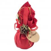 Chocolate ao Leite - Bola de Natal Vermelha
