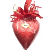 Coração Chocolate ao Leite com Avelã G