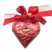 Coração Chocolate ao Leite com Avelã M