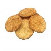 Biscoito de Batata Doce e Parmesão