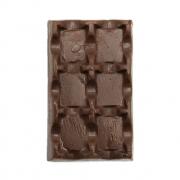 Mini Barra de Chocolate ao Leite