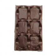 Mini Barra de Chocolate Meio Amargo