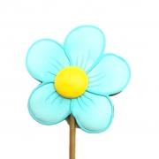 Pirulito Bolacha de Mel - Flor Azul P