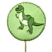 Pirulito de Bolacha de Mel - Rex