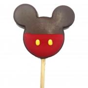 Pirulito de Chocolate - Mickey
