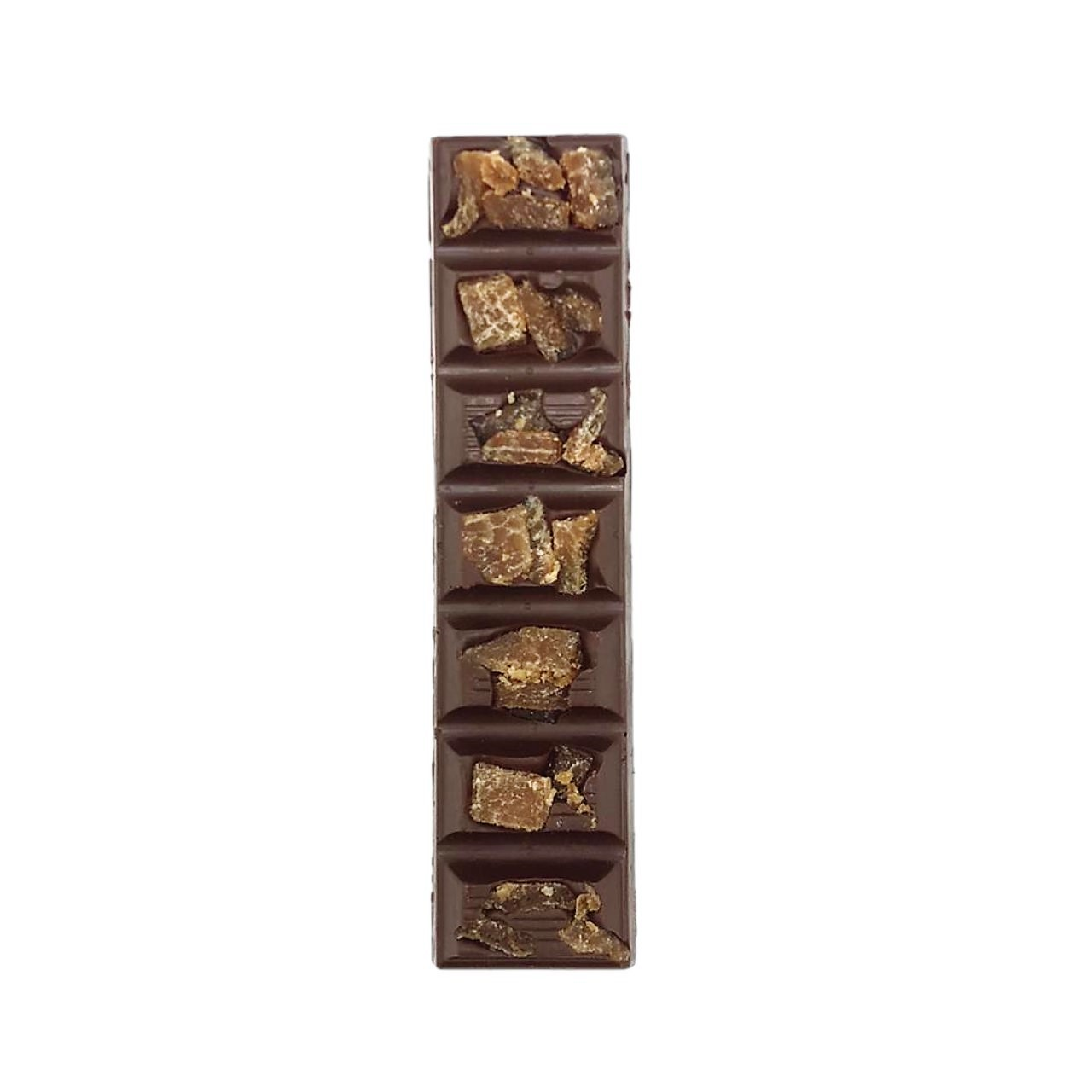 Barra de Chocolate Meio Amargo com Cupuaçu