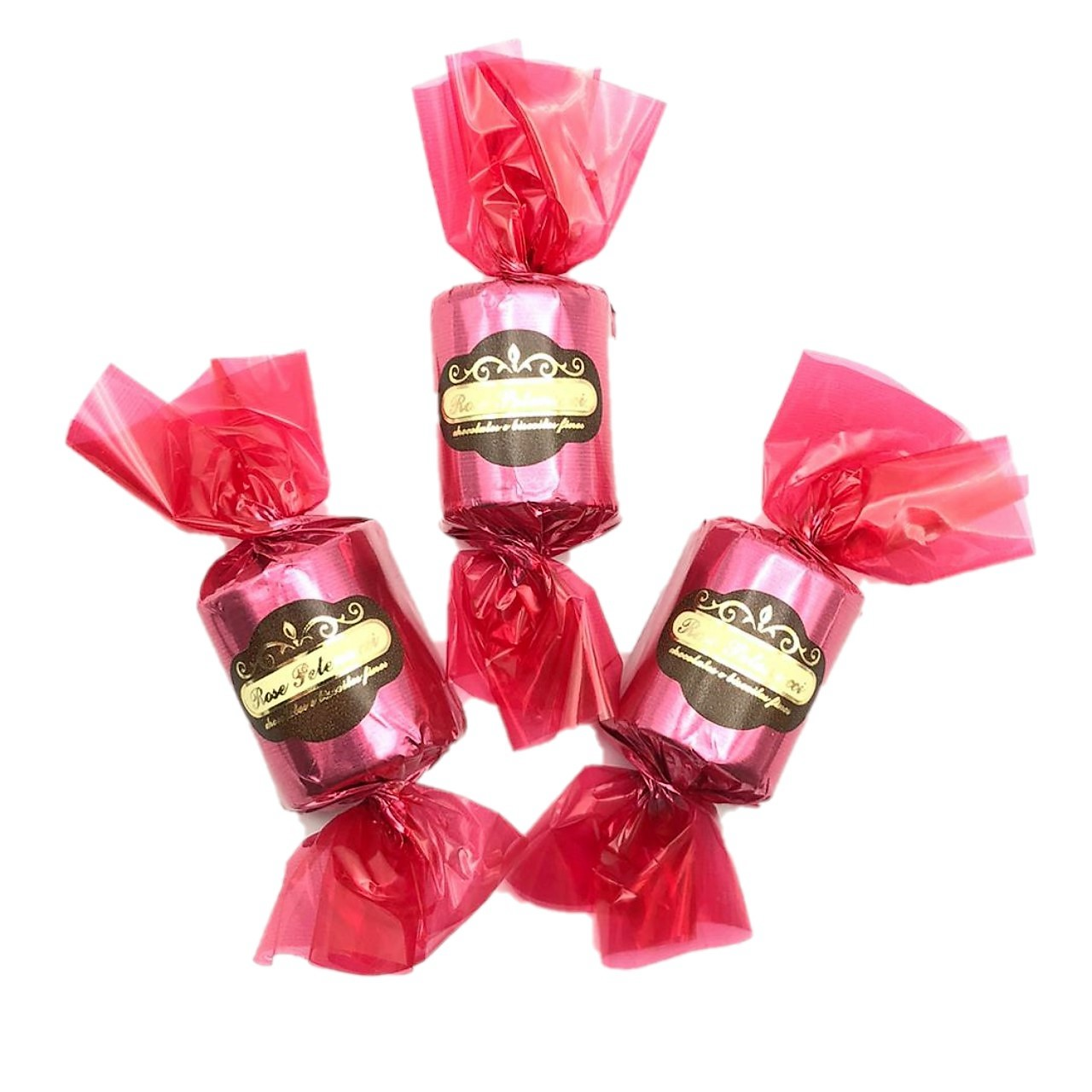 Combo 3 Bombons Chocolate Gold com Caramelo