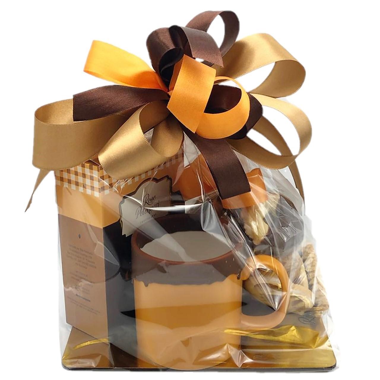 Kit Chocolate Quente com Xícara