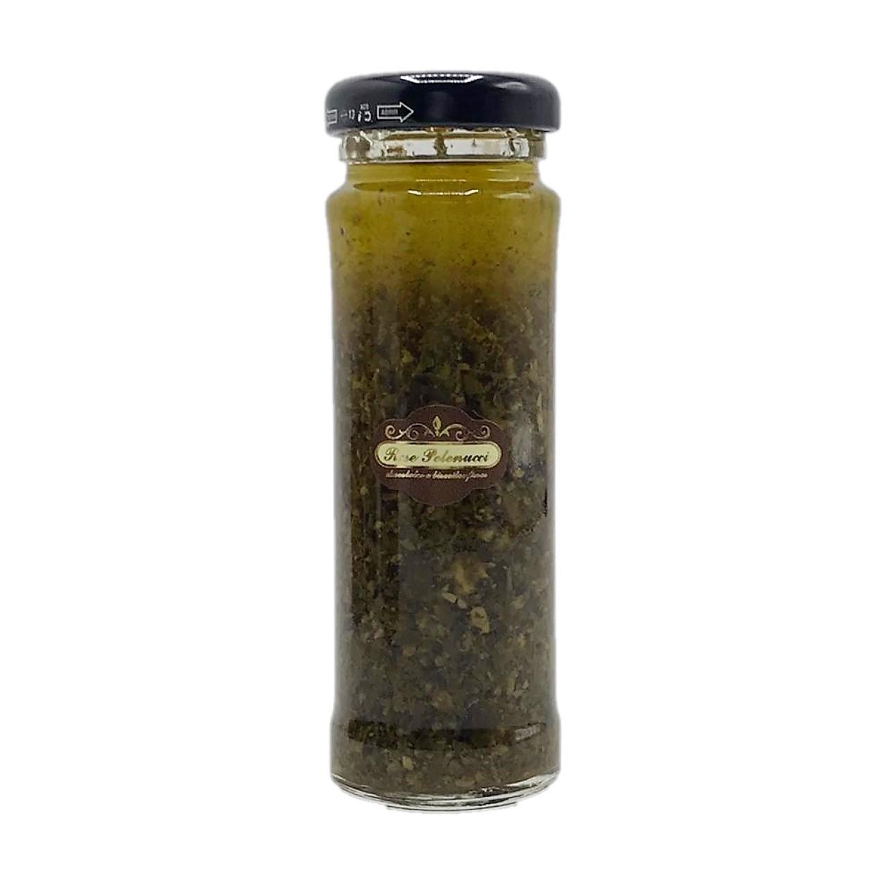 Molho Pesto de Manjericão
