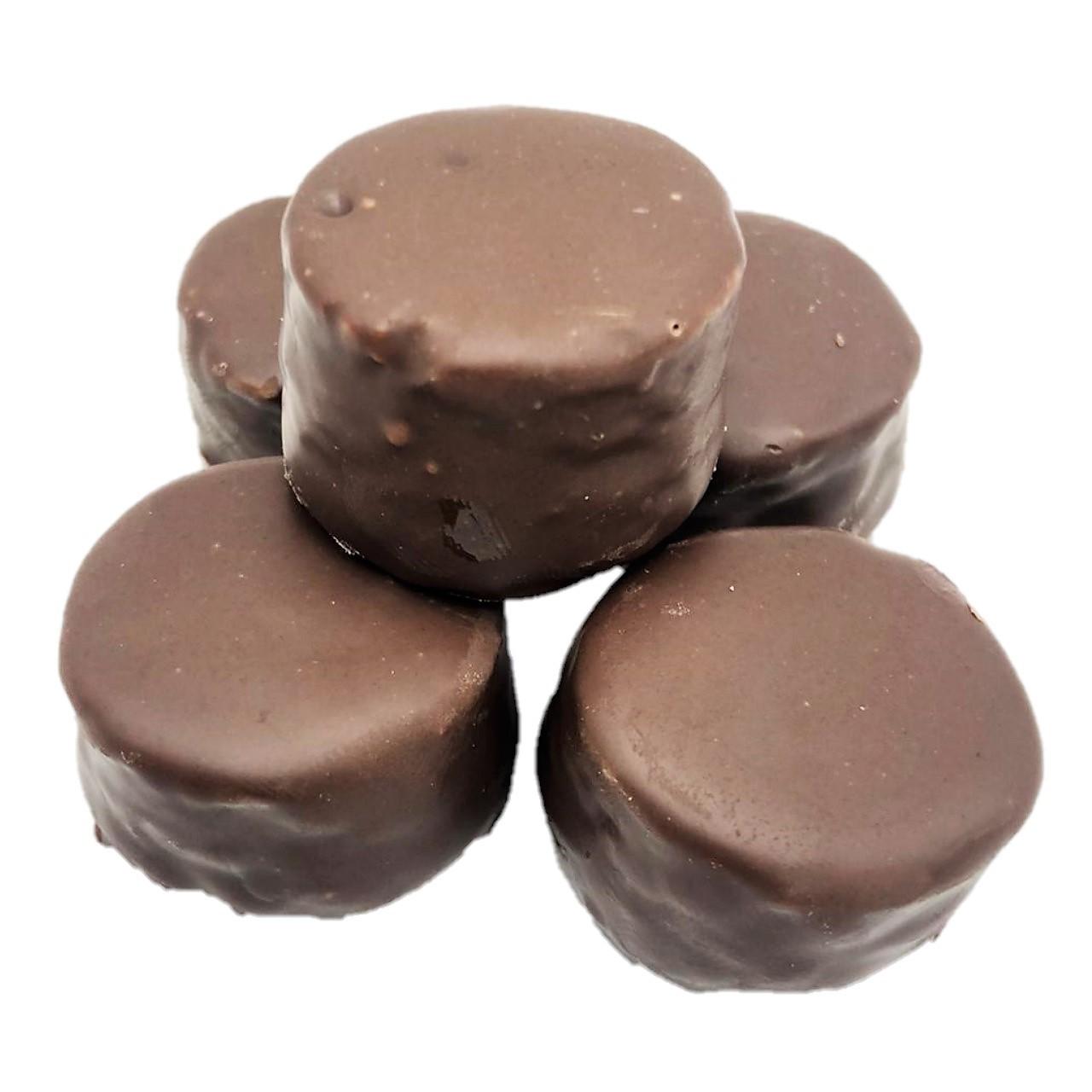 Paçoca Com Chocolate