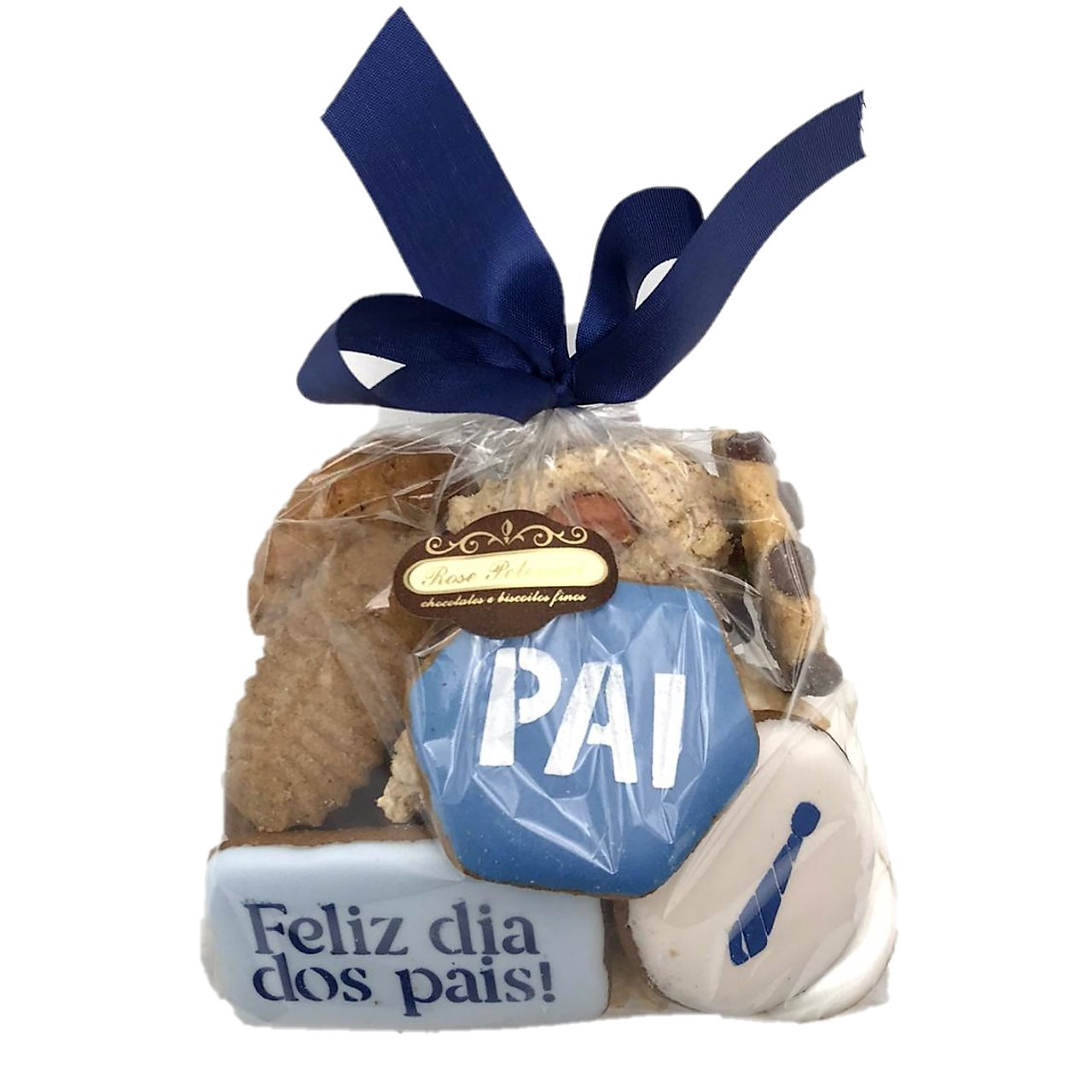 Pacote de Biscoitos Mistos Doces - Pai