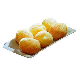 Pão de Queijo Congelado - 6 Unidades
