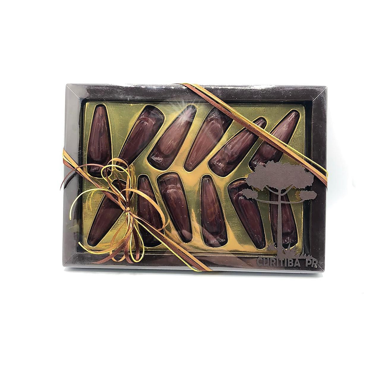 Pinhão Caixa Simples - 12 unidades