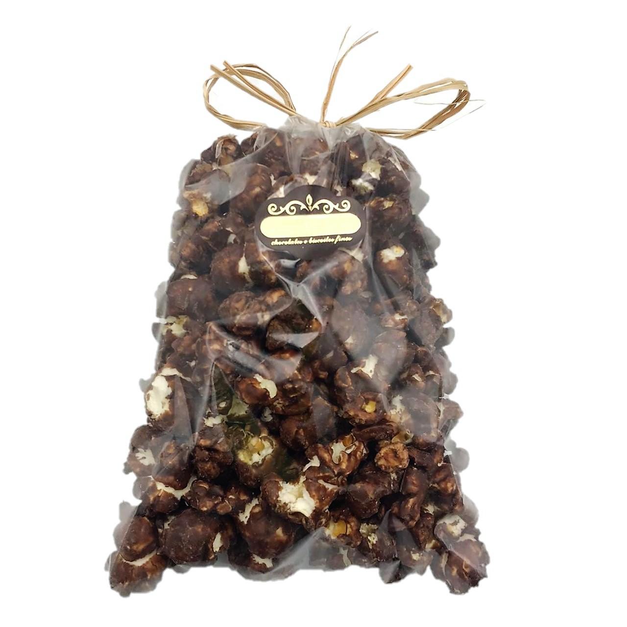 Pipoca Doce de Chocolate