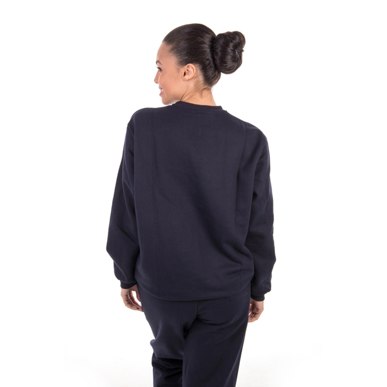 Blusa de Moletom Fechado em Tecido Flanelado  - EBT UNIFORMES