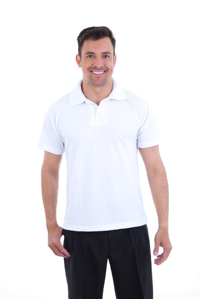 Camisa Polo Masculina  - EBT UNIFORMES