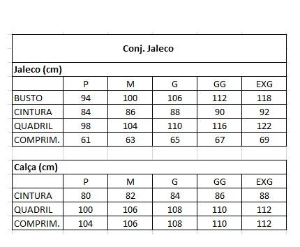 Conjunto de Jaleco e Bermuda  em Algodão para Copeira, Faxineira, Doméstica, Arrumadeira  - EBT UNIFORMES