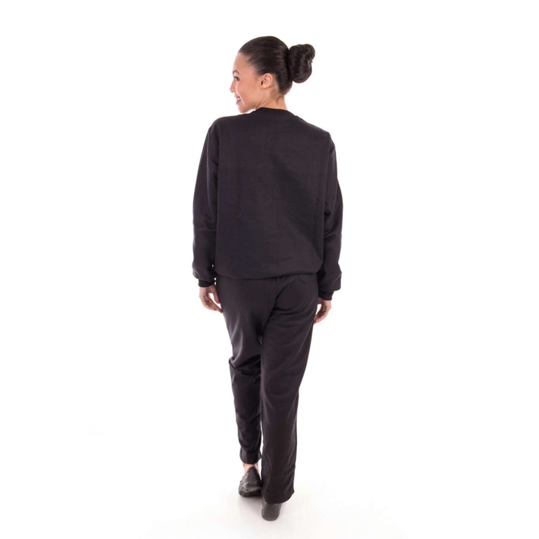 Kit com 2 Blusas de Moletom Fechado em Tecido Flanelado  - EBT UNIFORMES