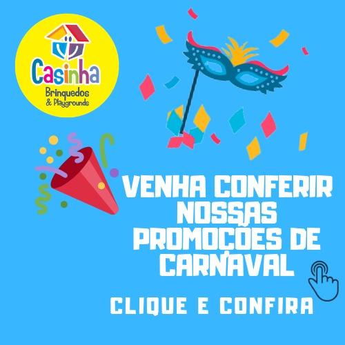 Aproveite Promocão de Carnaval