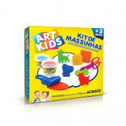 Kit De Massinhas 7 300g Acrilex
