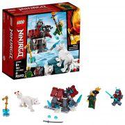Lego Ninjago A Jornada De Lloyd 81 Peças 70671