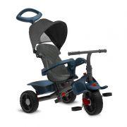 Triciclo Smart Reclinavel (Azul)  Bandeirante