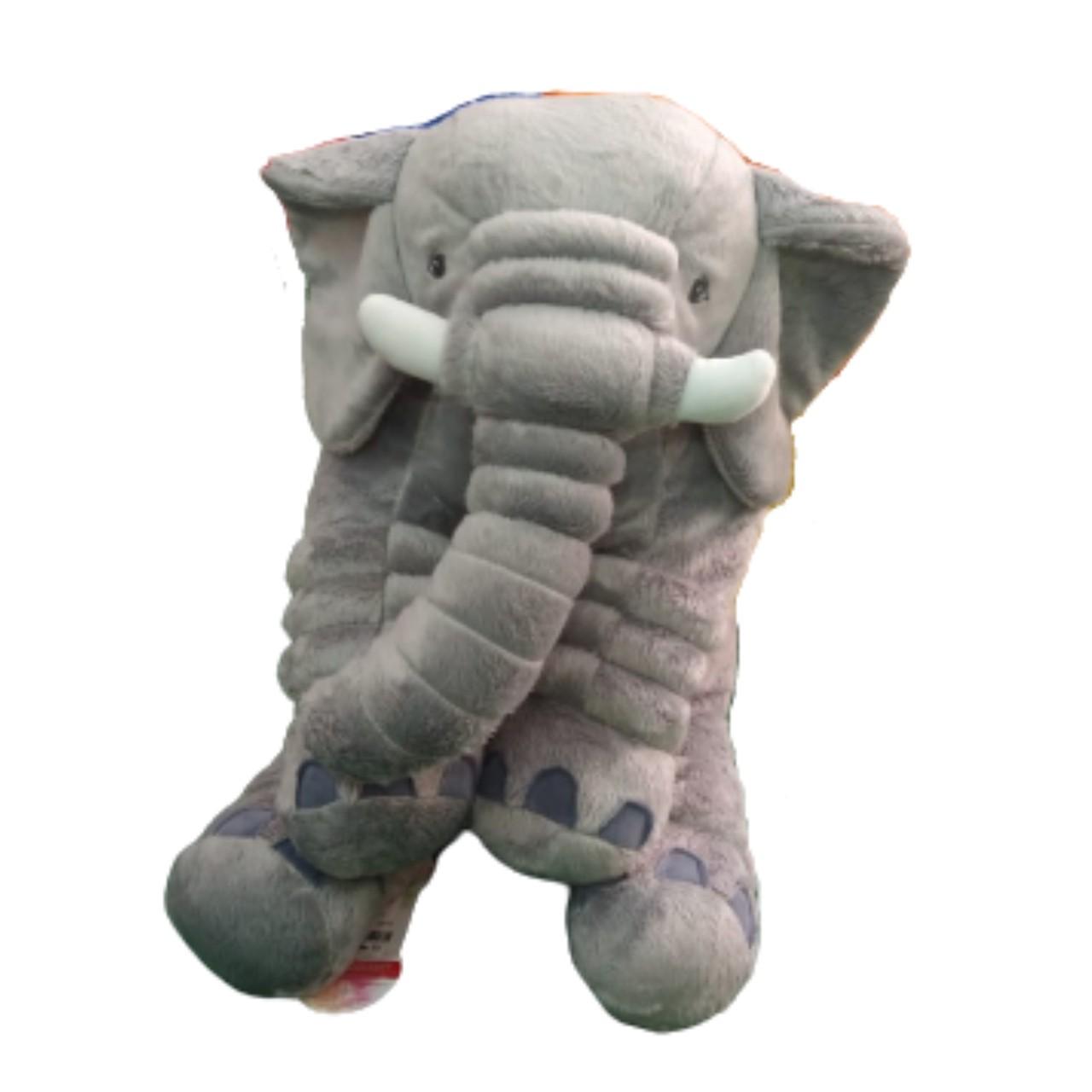 Almofada Travesseiro Elefante Pelucia Mury Baby