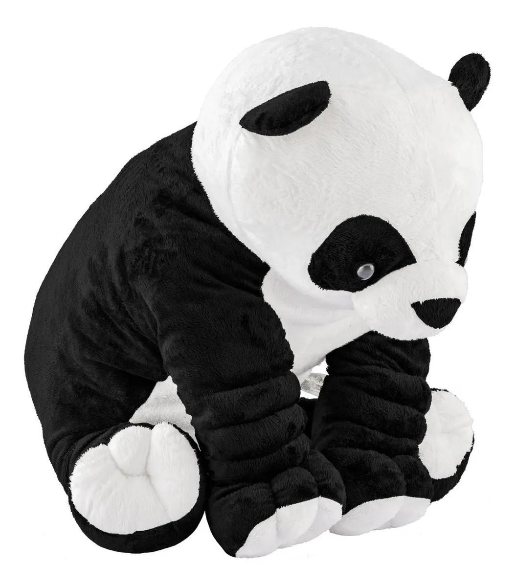 Almofada Travesseiro Panda 80 cm Antialérgico 1227 Mury Baby.