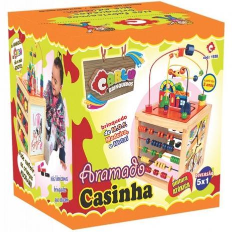 ARAMADO CASINHA CARLU