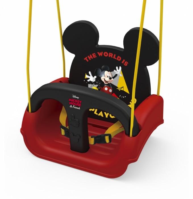 Balanço Infantil Vermelho Mickey 3 em 1 Xalingo