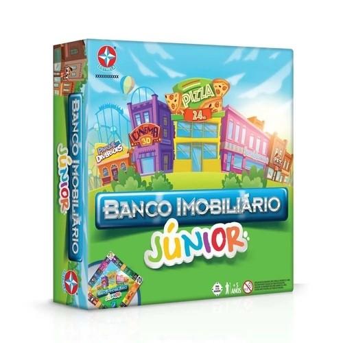 Banco imobiliário Jr Estrela