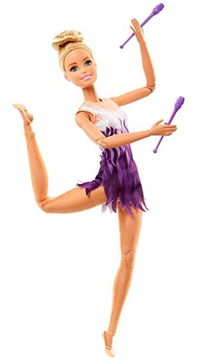 Barbie Bonecas Esportivas Ginasta